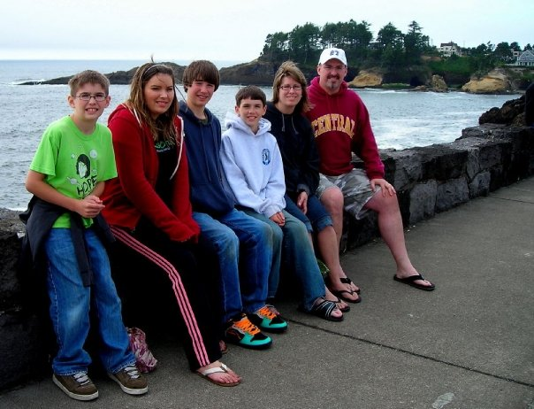 Annual Family Vacation   Lincoln City, OR