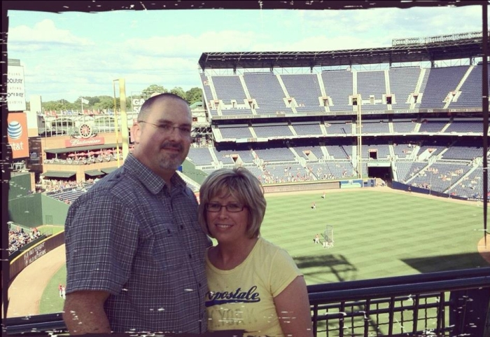Turner Field | Our first MLB game