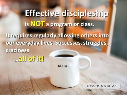 descipelship